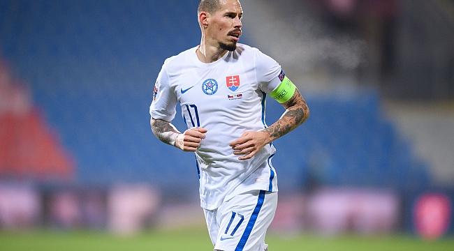 Marek Hamsik, İsveç'e transfer oldu