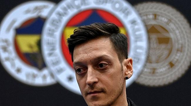 Mesut Özil'den iyi haber