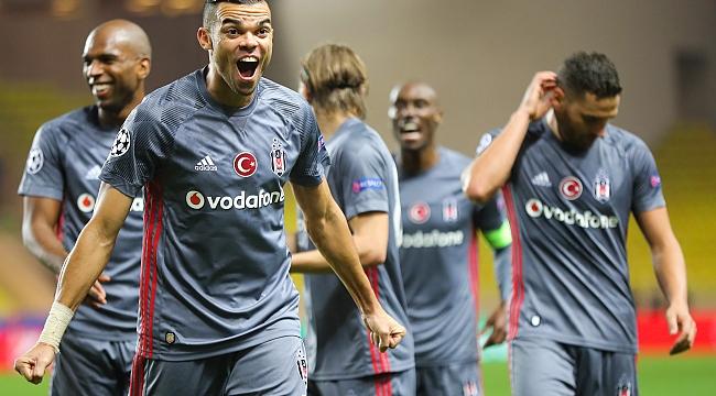 Pepe'den Beşiktaş sözleri; ''Tutku''