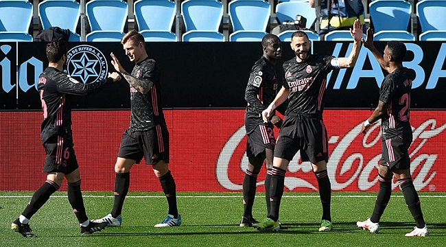 Real Madrid, Benzema ile 'devam' dedi!