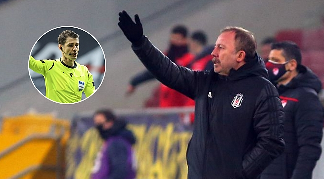 Süper Lig'de bir ilk; hakem!