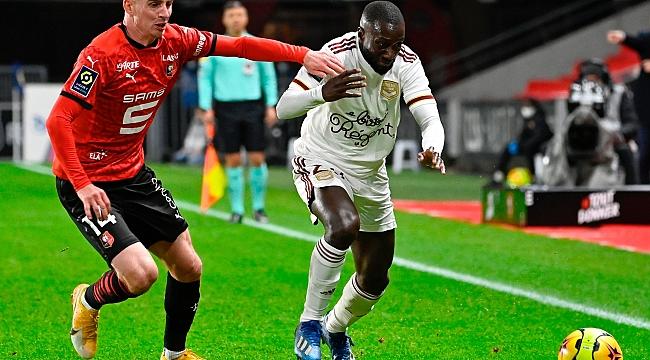 Trabzonspor'a Senegalli sol bek