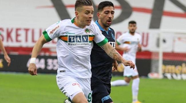 Trabzonspor'u Alanyaspor engeli