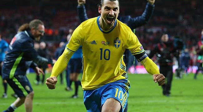 Zlatan Ibrahimovic İsveç'e döndü