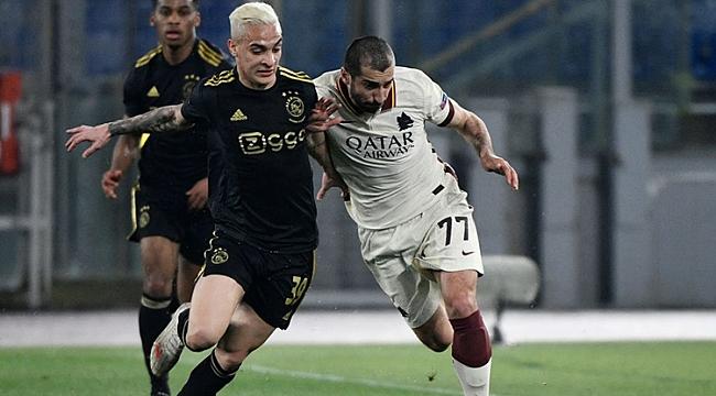 Ajax geri dönemedi, Roma turladı