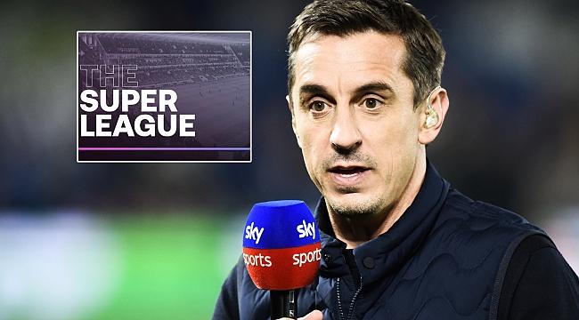 Avrupa Süper Ligi için olay sözler; ''Aç gözlü, sahtekar'