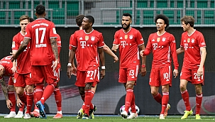 Bayern Münih, PSG sonrası lige moralli döndü