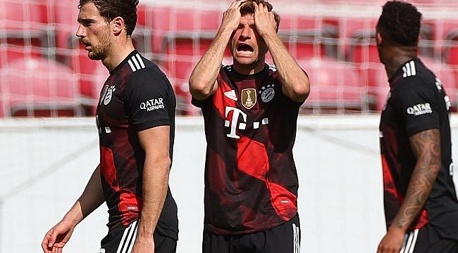 Bayern Münih şampiyonluğu haftaya bıraktı