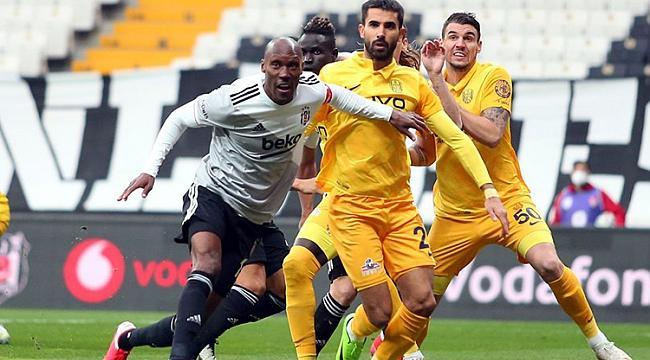 Beşiktaş avantajı koruyamadı