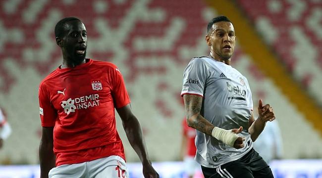 Beşiktaş, Sivas'ta fırsat tepti!