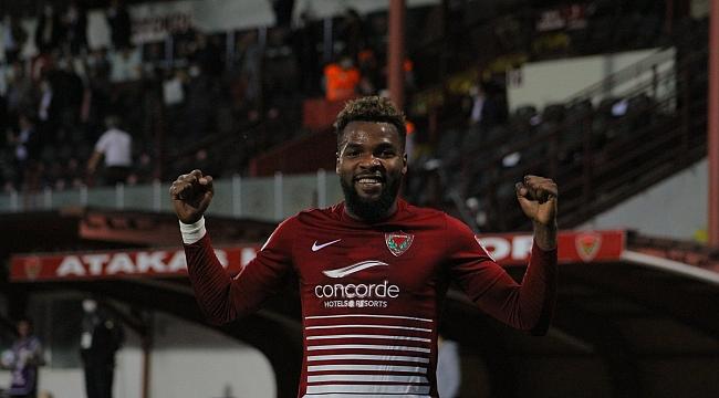 Boupendza & Cisse ligde 5 takımdan daha çok gol attı
