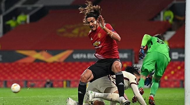 Cavani şov yaptı, Roma 6 golle yandı