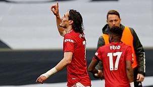 Dev maçta 3 gollü geri dönüş! Manchester...
