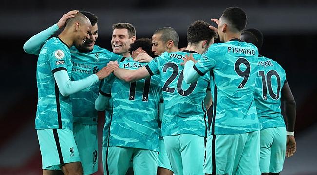 Dev maçta kazanan Liverpool!