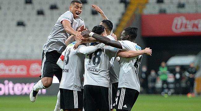 Erzurumspor-Beşiktaş muhtemel 11'ler