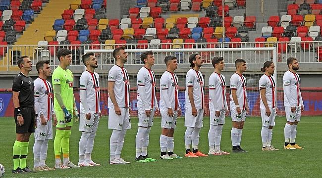 Eskişehirspor 6 hafta kala 1. Lig'den düştü...
