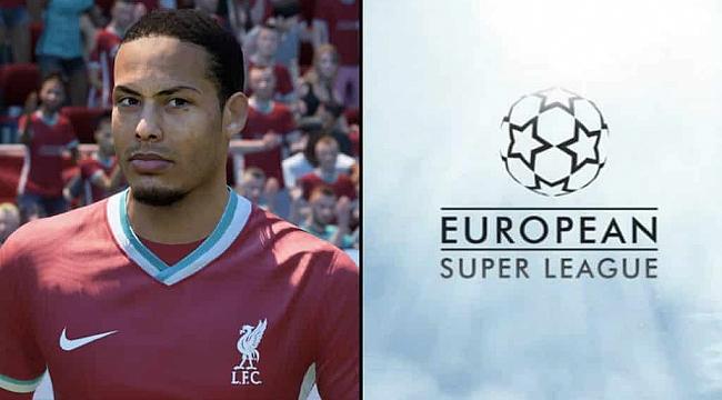 FIFA22'de Avrupa Süper Ligi takımları olacak mı?