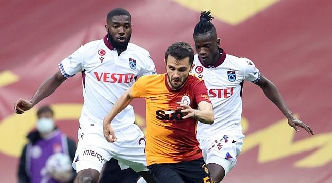 Galatasaray 90+6'da puanı aldı