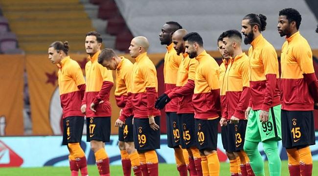 Galatasaray'da 'şut' sorunu
