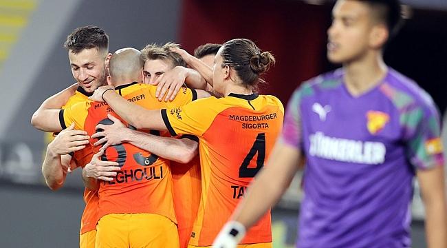 Galatasaray deplasman rekoruna gidiyor!
