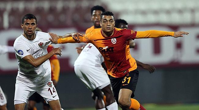 Galatasaray, Hatay'da ağır yaralı