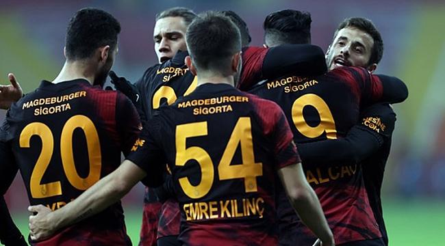 Galatasaray - Karagümrük muhtemel 11'ler