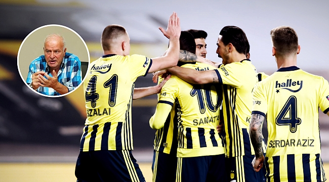 ''Haftanın kazananı Fenerbahçe''