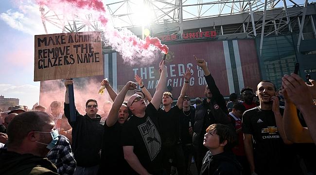 İngiltere'de takım sahiplerine tepki!