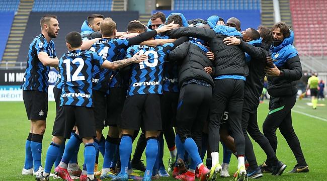 Inter adım adım şampiyonluğa gidiyor!