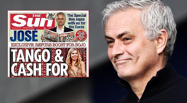 Jose Mourinho'nun yeni görevi