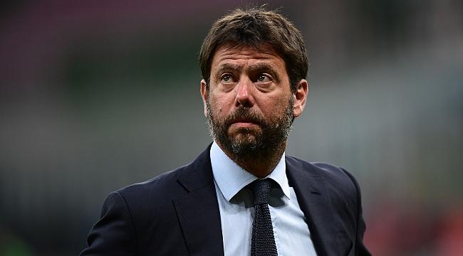 Juventus Başkanı Agnelli 'pes' etti