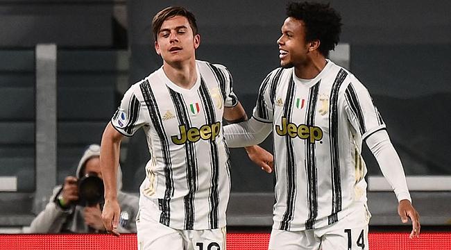 Juventus, Napoli engelini 2 golle aştı! Zirve...