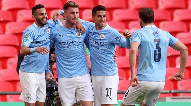 Lig Kupası'nda şampiyon M.City!