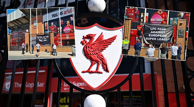 Liverpool taraftarı: ''Ruhunuzu sattınız''