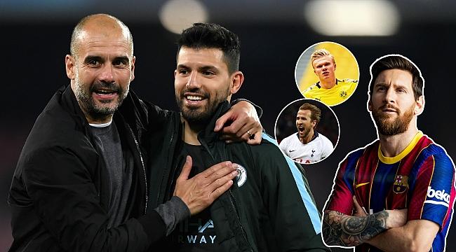 Man. City, Agüero yerine kimi transfer edecek?