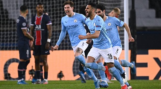 Manchester City finali araladı!