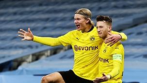 Marco Reus'dan rekor! Dortmund tarihine geçti