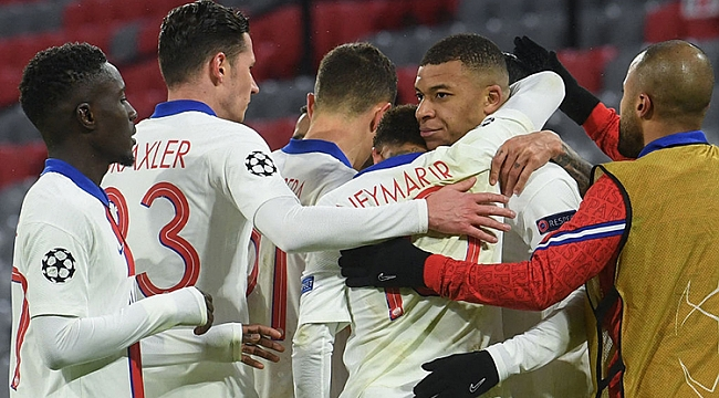 Mbappe şov yaptı, Bayern yıkıldı!