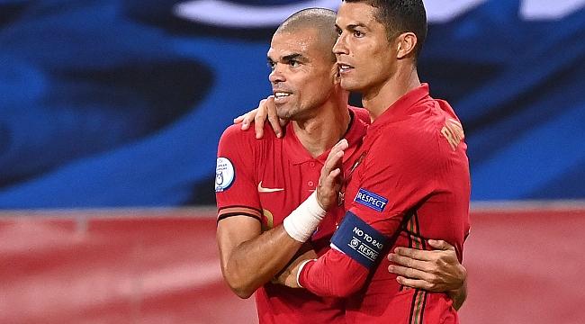 Pepe: ''Bana göre en iyisi CR7''