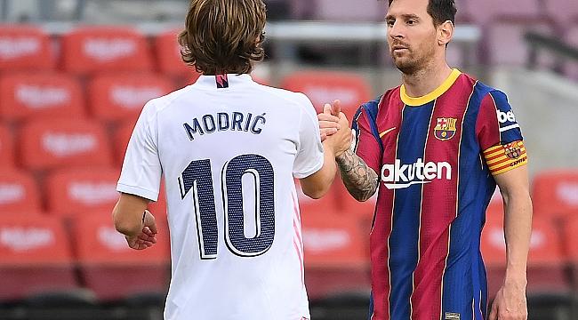R. Madrid-Barcelona muhtemel 11'ler