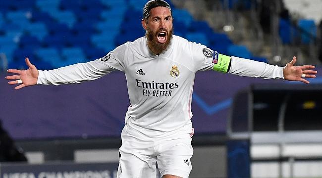 Real Madrid'de Sergio Ramos şoku!