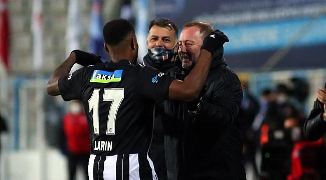 Beşiktaş'ta Sergen Yalçın rekor kırdı! En yüksek oran