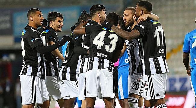 Sivasspor - Beşiktaş muhtemel 11'ler
