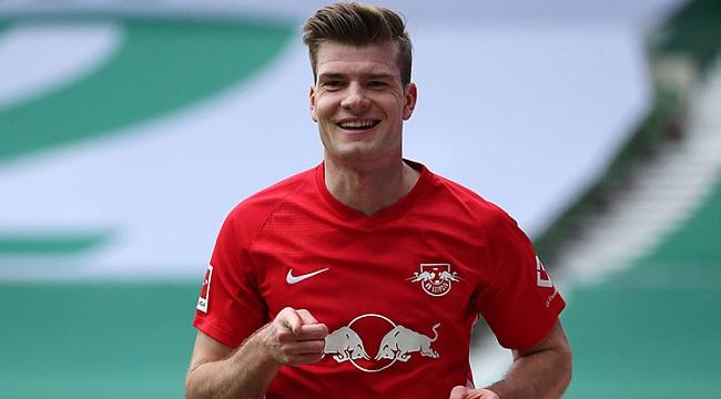 Sörloth coştu, Leipzig güldü! Bayern'e yine darbe...