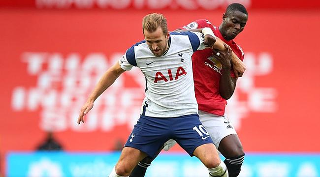 Tottenham - Man. Utd. muhtemel 11'ler