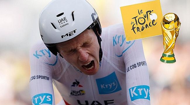''Tour de France, Dünya Kupası gibi''