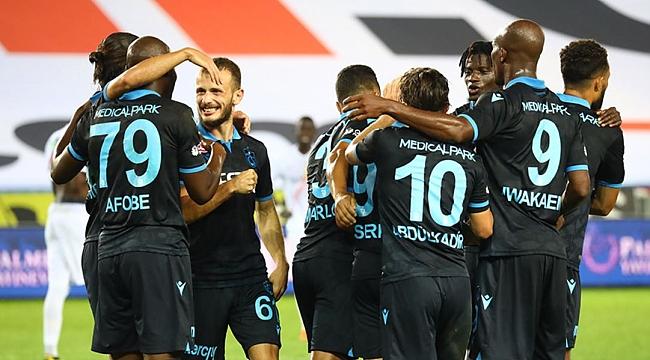 Trabzonspor-Karagümrük muhtemel 11'ler