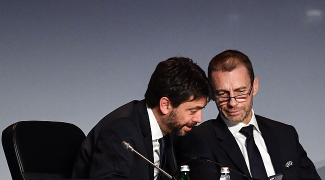 UEFA'dan çok sert açıklama! Men cezası geliyor