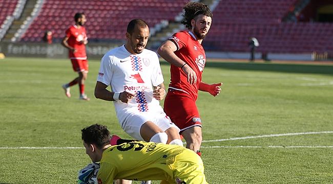 1. Lig'de play-off bileti Altınordu'nun