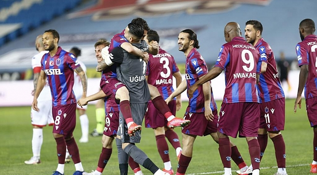 Abülkadir döndü, Trabzon kazandı!